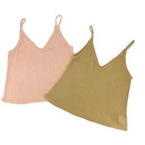 PST by Project Social T Tanks Lot of 2 L